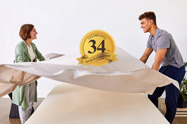mattress brand experience